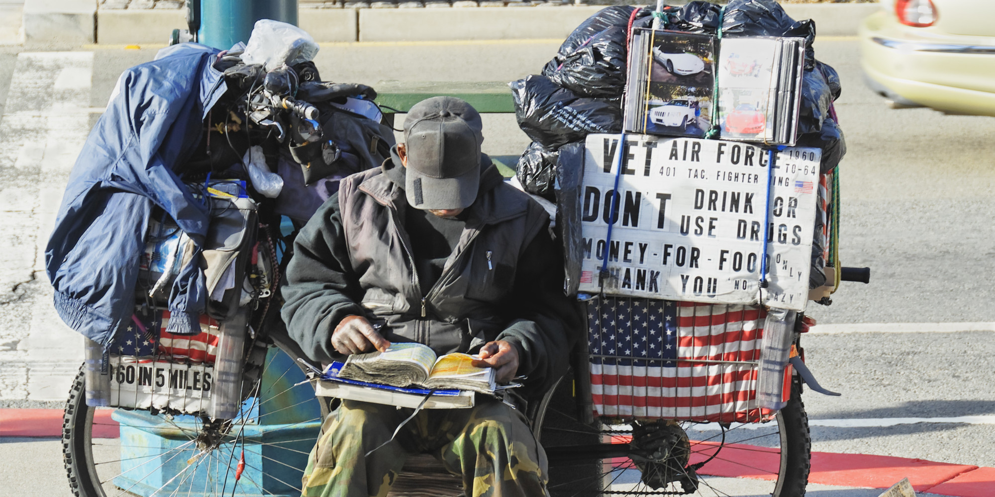 homeless military veterans essay